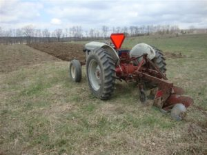 Wholesaling can help farmers invest in on-farm infrastructure and equipment, such as a tractor. Photo by Darren Maum