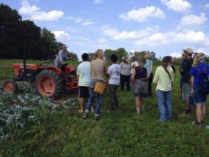 seed farm field day