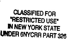 """Although the US EPA may classify a pesticide as """"general use"""" and available to everyone, NYS DEC can be more restrictive and re-classify a pesticide as """"restricted use."""" Restricted use pesticides can only be used by a certified applicator. For example, Garlon 4 is general use in Pennsylvania, but is restricted use in New York."""