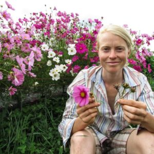 Flowers: From introductory to advanced seed saving, there is much to learn at this conference.