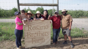 Sergio and Silvia Rosario participated in the Master Class series, then applied for a Smart Farming Team grant, gaining access to a small team of Spanish-speaking agricultural consultants to further their financial skills sets in support of their farm business.